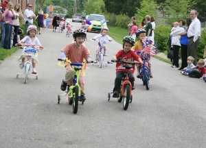 More of the Kosair Trike-a-thon